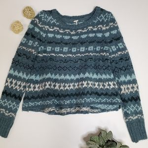 Free People Through The Storm Sweater